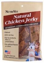nutri-vet-chicken-jerky-150