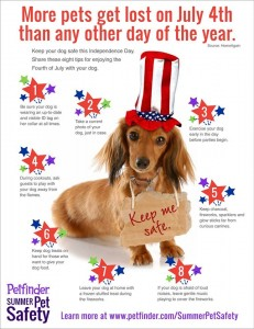 July 4 Dog Safety Tips